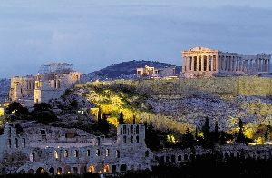 Restaurant Athen mit griechischen Essen in Beckum.